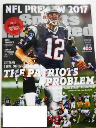 Sports Illustrated Magazine September 4-11 2017 Tom Brady Cover