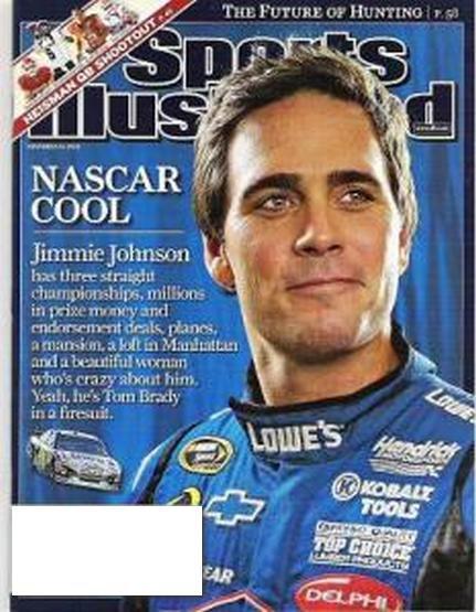 Sports Illustrated Mag November 24 2008 Heisman Quarterback