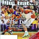 Sports Illustrated June 16 2008 - Duel Pierce vs Kobe
