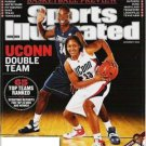Sports Illustrated Mag November 17 2008 Uconn Double Team
