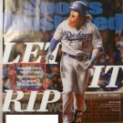 Sports Illustrated Mag October 30 2017 Justin Turner Cover