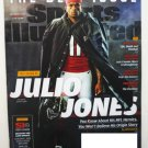 Sports Illustrated Mag Nov 20 - 27 2017 Julio Jones Cover