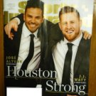 Sports Illustrated Magazine December 11, 2017 Jose Altuve / Watt Cover