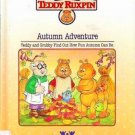Autumn Adventure - the World of Teddy Ruxpin by Phil Baron HC 0934323186