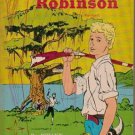 Swiss Family Robinson Abridged by Johann D Wyss 1964 Paperback