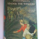 Footprints Under The Window The Hardy Boys No 12 Hardcover 1965