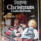 Treasury of Christmas Crafts and Foods BHG