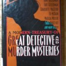 A Modern Treasury of Great Detective and Murder Mysteries