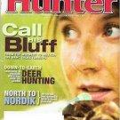 North American Hunter Magazine February March 2009 Deer Caribou Turkey