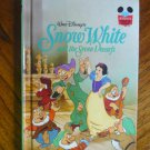 Walt Disneys Snow White and the Seven Dwarfs HC