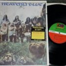 New Heavenly Blue 1972 Record lp Promo Copy