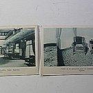 2 Postcards Chateau Champlain Quebec Lobby n Parlor