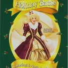 1996 Hallmark Holiday Barbie Coloring and Activity Book Unused - Clean