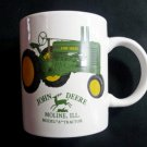 John Deere Tractor Cup Coffee Mug Licensed Product Moline Illinois Model A