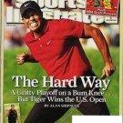 Sports Illustrated Magazine June 23 2008 Tiger Woods Olympics Nba Draft