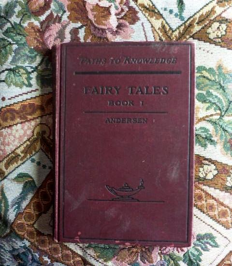 Andersens Fairy Tales Book 1 Paths to Knowledge 1886