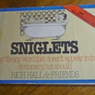 Sniglets By Rich Hall and Friends 0020125305