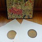 GEORGE SZELL Dvorak:Slavonic Dances Smetana:From My Life 2-LP
