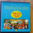 Happy Days are Here Again 6 LP Vinyl Record Box Set - Longines