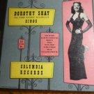 Dorothy Shay the Park Avenue Hillbillie Sings - RARE