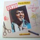 Elvis Sings for Children and Grownups Too LP