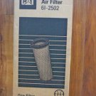 CAT Caterpillar 6I-2502 Radial Seal Air Filter New in Box