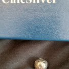 925 Sterling Silver Hollow Ball NIB by ChicSilver