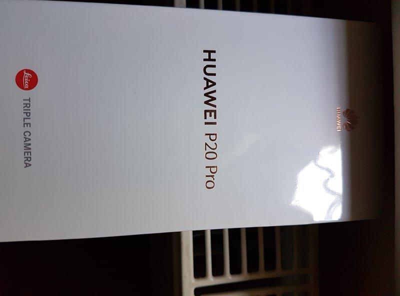 BRAND NEW SEALED Huawei P20 Pro CLT-L29, 128GB Dual Sim UNLOCKED