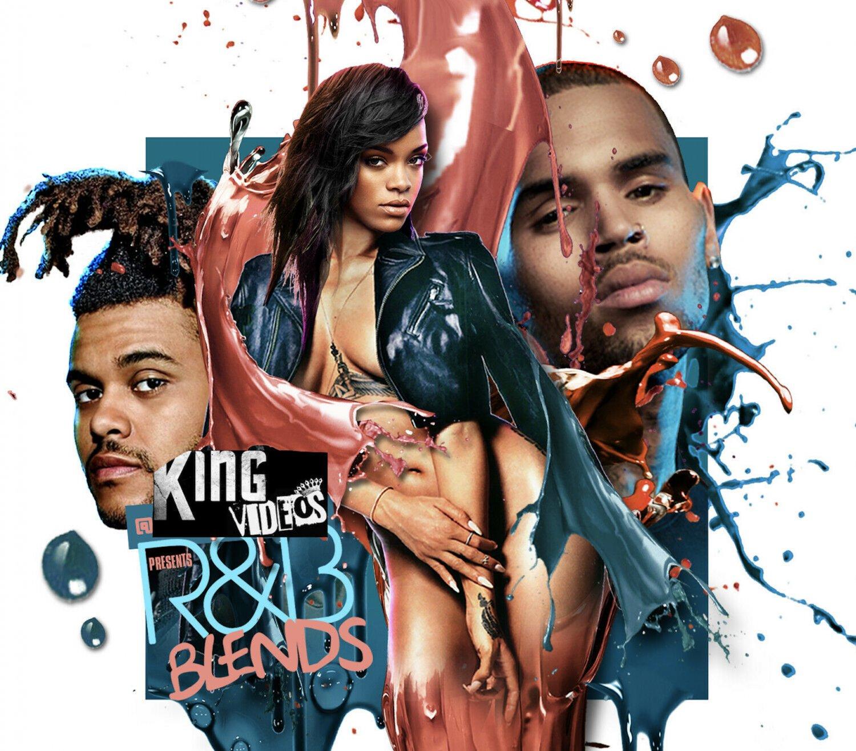 2018 R&B Music Videos 2 DVDs Ft. H.E.R, Miguel, Chris Brown, Ella Mai, Weekn, Rihanna + More