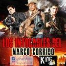 2015 Narco Corridos Mexicanos 2 DVDs Revolver Cannabis Ariel Camacho Calibre 50