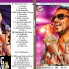 ROMEO SANTOS The King of BACHATA 25 Music Video Collection HD-DVD Ft. Aventura