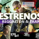 REGGAETON VS LATIN TRAP Music Videos, Perfect for your CAR TVs or PARTY - 4 DVDs