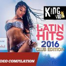 61 HD Spanish Latin Music Videos DVDs Ft Reggaeton Bachata Salsa & Merengue 2016