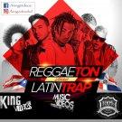 REGGAETON VS LATIN TRAP Music Videos Perfect For LIMOS CAR TVs DJs Parties 4 DVD