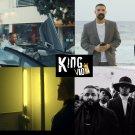 4 DVDs Hip Hop RAP & RnB Music Videos Gucci Mane French Montana DJ Khaled Jay Z