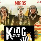 HipHop RAP RnB Music Videos 4 DVDs ft Rockstar MotorSport Look Alive God's Plan