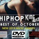 October 2018 Rap HipHop & RnB 56 Music Videos ft Meek Mill Eminem MGK Quavo TYGA