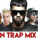 2018 LATIN TRAP 53 MUSIC VIDEOS 2 DVD Jon Z Maluma Bad Bunny Natti Natasha Anuel