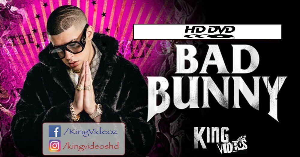 Best BAD BUNNY Music Video Collection HD-DVD ft Arcangel Ozuna J Balvin Farruko