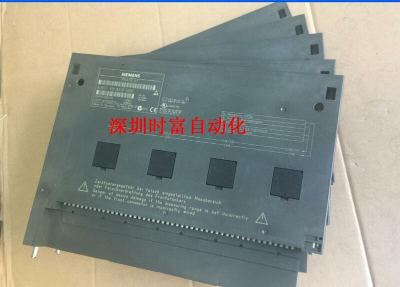SIEMENS 6ES7431-1KF10-0AB0 6ES7 431-1KF10-0AB0 used and tested