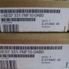 SIEMENS 6ES7331-7NF10-0AB0 6ES7 331-7NF10-0AB0 new in box 1pcs