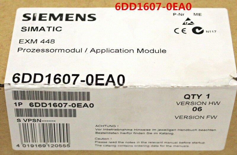 SIEMENS 6DD1607-0EA0 6DD1 607-0EA0 NEW IN BOX
