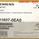 SIEMENS 6DD1607-0EA0 6DD1 607-0EA0 NEW IN BOX