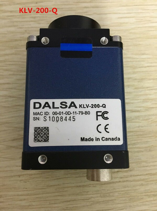 DALSA KLV-200-Q tested and used in perfect condition