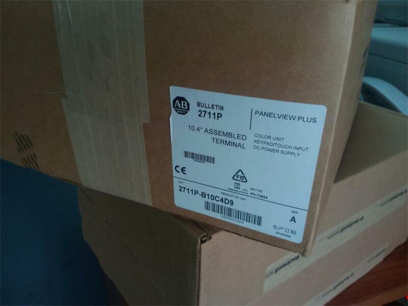 AB 2711P-B10C4D9 2711PB10C4D9 NEW IN BOX 1PCS