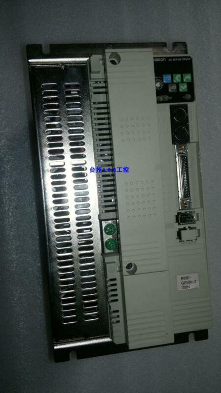 OMRON R88D-GP50H-Z Used and Tested  1PCS