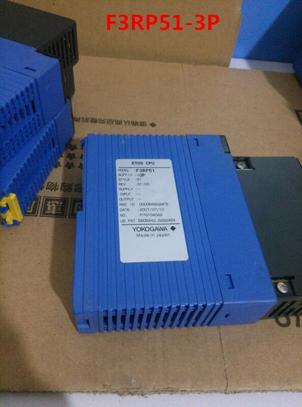 YOKOGAWA F3RP51-3P F3RP513P used and tested in perfect condition