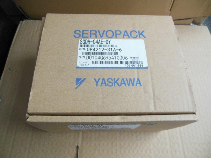 Yaskawa SGDH-04AE-OY New In Box 1PCS
