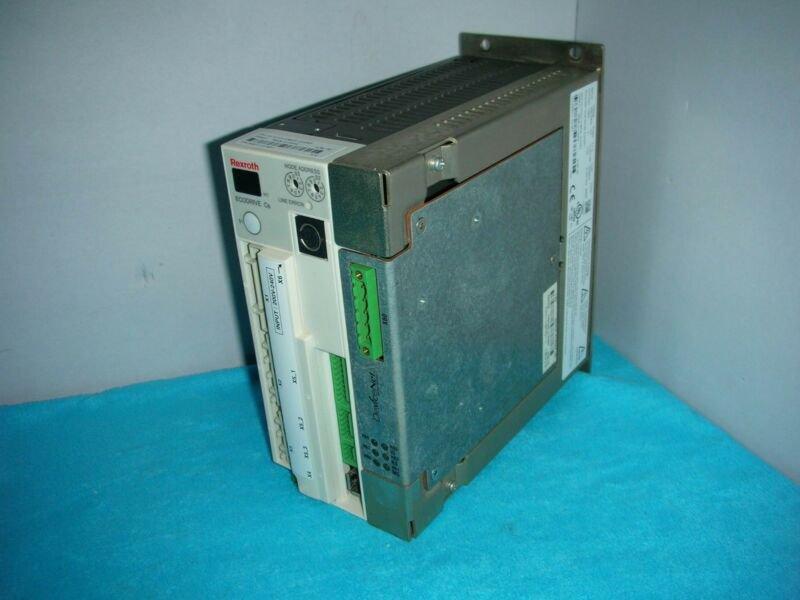 REXROTH DKC10.3-012-3-MGP-01VRS+ECM01.1-DN01-NN Used 1pcs