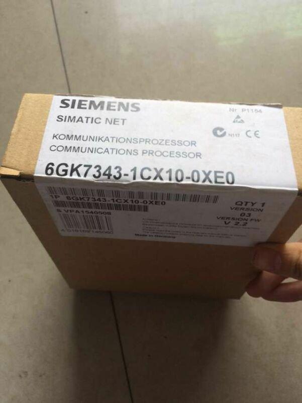 siemens 6GK7343-1CX10-0XE0  6GK7 343-1CX10-0XE0 NEW IN BOX